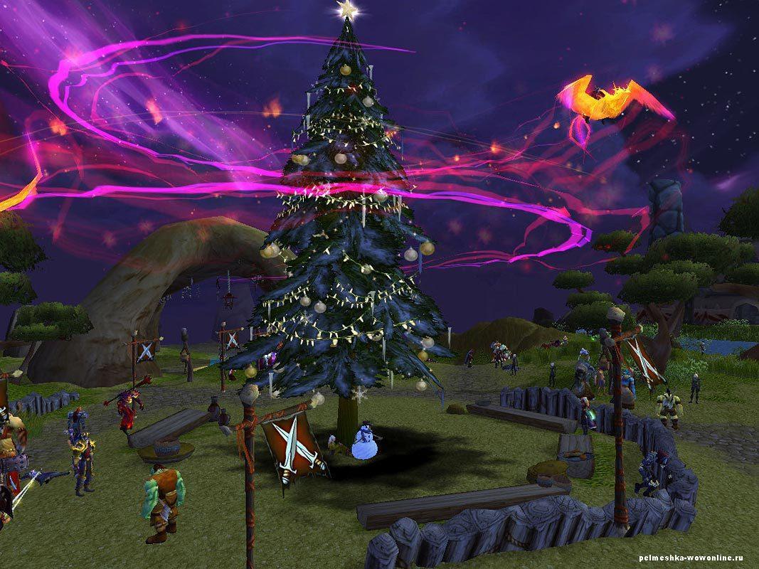 Зимний Покров World of Warcraft